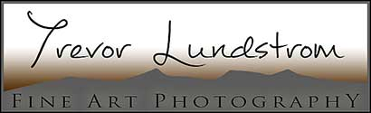 Trevor Lundstrom, Fine Art Landscape and Nature Photographer Logo